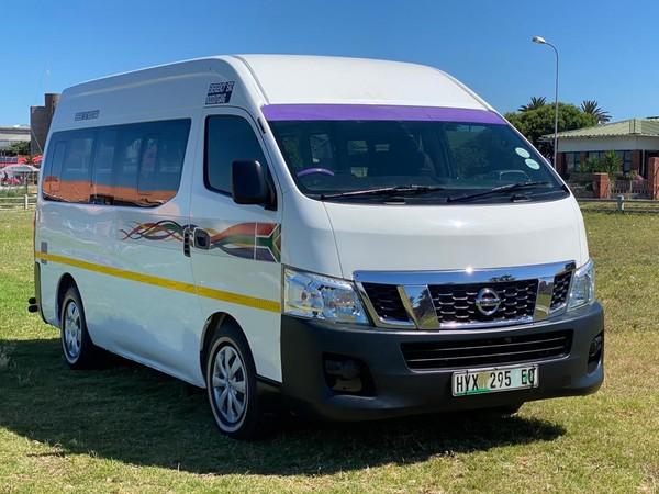 2017 Nissan NV350 2.5 16 Seat Eastern Cape Port Elizabeth_0