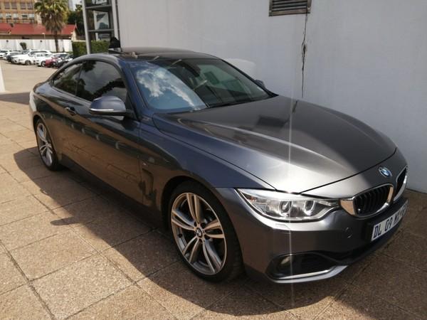2014 BMW 4 Series 435i Coupe Sport Line Auto Gauteng Germiston_0