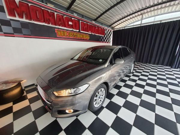 2015 Ford Fusion 1.5 Ecoboost Trend Auto Gauteng Pretoria_0
