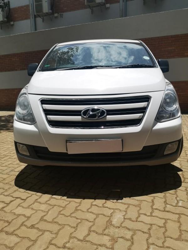 2016 Hyundai H1 2.5 CRDI Wagon Auto Limpopo_0