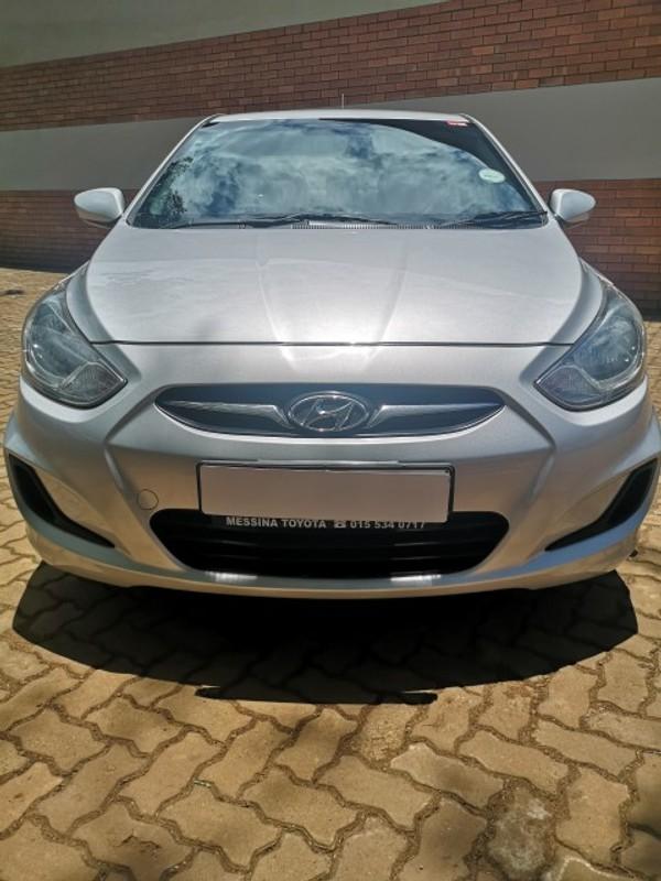 2012 Hyundai Accent 1.6 Gl  Limpopo Louis Trichardt_0