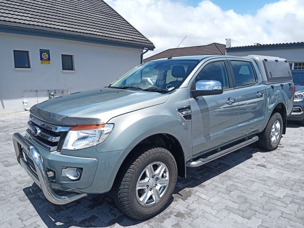 2013 Ford Ranger 3.2tdci Xlt 4x4 Pu Dc  Eastern Cape Port Elizabeth_0