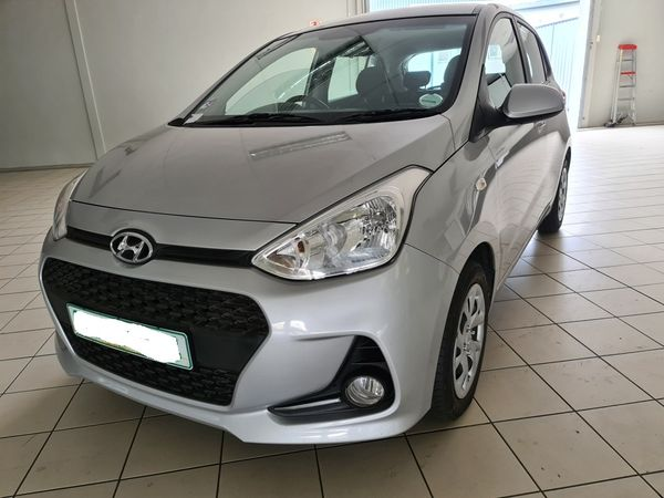 2018 Hyundai Grand i10 1.0 Motion Western Cape Worcester_0