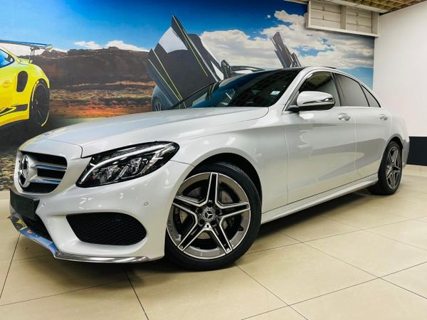2018 Mercedes-Benz C-Class C200 AMG line Auto Gauteng Benoni_0