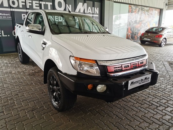 2013 Ford Ranger 3.2tdci Xlt Pu Dc  Eastern Cape Port Elizabeth_0