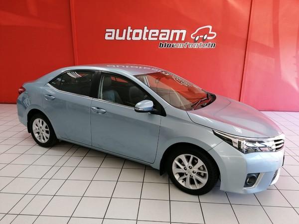 2015 Toyota Corolla 1.8 High CVT Free State Bloemfontein_0