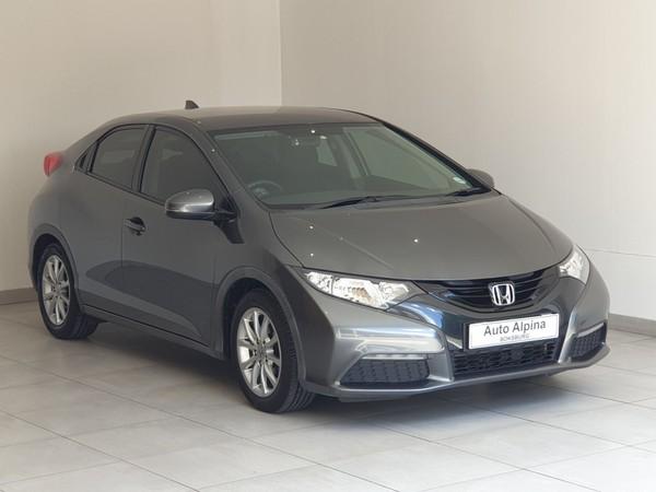 2013 Honda Civic 1.8 Elegance 5dr  Gauteng Boksburg_0