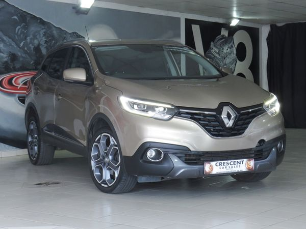 2018 Renault Kadjar 1.6 dCi 4X4 Kwazulu Natal Pietermaritzburg_0