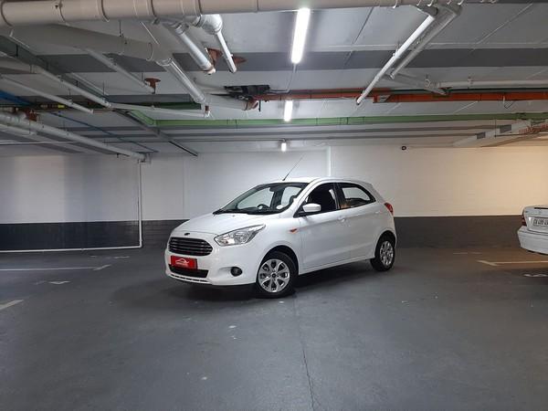 2017 Ford Figo 1.5 Titanium 5-Door Western Cape Western Cape_0