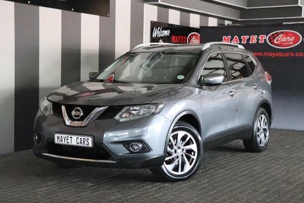 2015 Nissan X-Trail 2.5 SE 4X4 CVT T32 Mpumalanga Delmas_0
