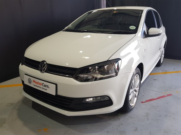 2020 Volkswagen Polo Vivo 1.6 Comfortline TIP 5-Door Kwazulu Natal Hillcrest_0