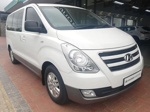 2016 Hyundai H1 2.5 CRDI Wagon Auto Western Cape Worcester_0