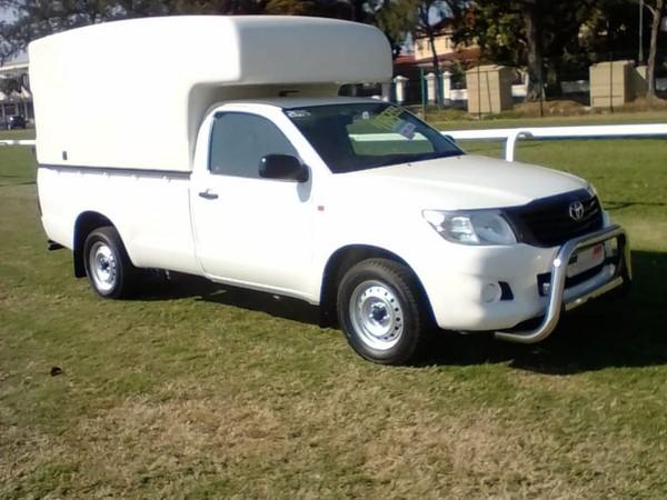 2016 Toyota Hilux 2.0 VVT Single Cab Bakkie Kwazulu Natal Durban_0