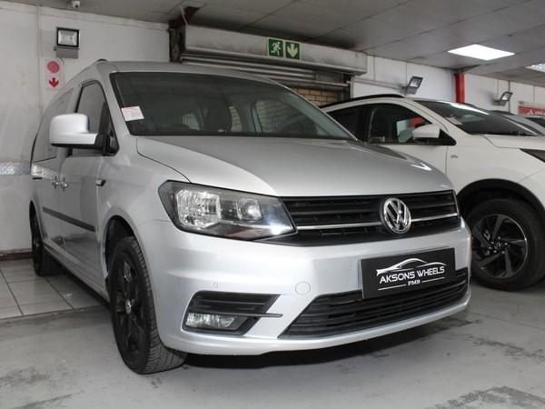 2016 Volkswagen Caddy MAXI 2.0 TDi Trendline DSG 103KW Kwazulu Natal Pietermaritzburg_0