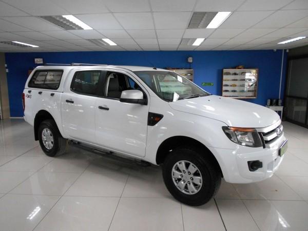 2015 Ford Ranger 2.2TDCi XLS 4X4 Double Cab Bakkie Free State Bloemfontein_0