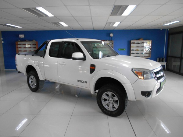 2010 Ford Ranger 3.0tdci Xlt 4x4 Pu Supcab  Free State Bloemfontein_0