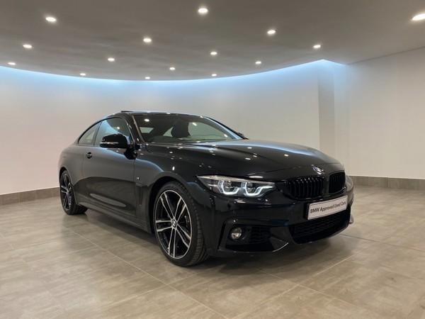 2020 BMW 4 Series 440i Coupe M Sport Auto Gauteng Sandton_0