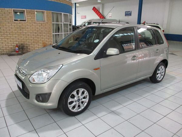 2013 Ford Figo 1.4 Trend  Kwazulu Natal Umhlanga Rocks_0