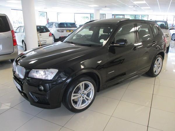 2013 BMW X3 xDRIVE28i M Sport Auto Kwazulu Natal Umhlanga Rocks_0