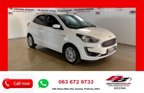 2020 Ford Figo 1.5 Titanium 5-Door Gauteng Pretoria_0