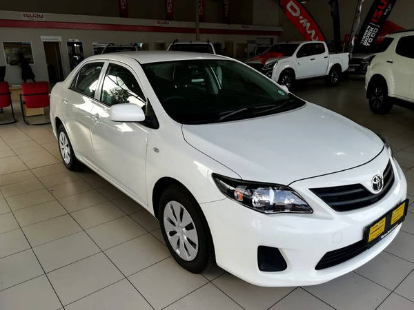 2019 Toyota Corolla Quest 1.6 Auto North West Province Brits_0
