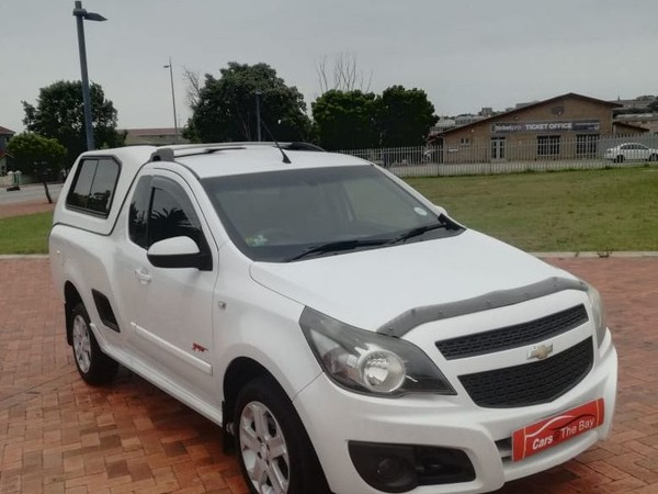 2012 Chevrolet Corsa Utility 1.4 Sport Pu Sc  Eastern Cape Port Elizabeth_0