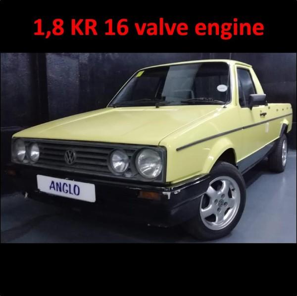 1989 Volkswagen Golf Pick Up Pu Sc  Gauteng Benoni_0