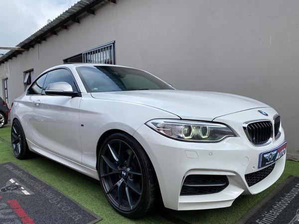 2017 BMW 2 Series M240i Auto Gauteng Boksburg_0