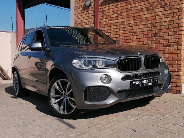 2015 BMW X5 xDRIVE30d Auto Gauteng Boksburg_0