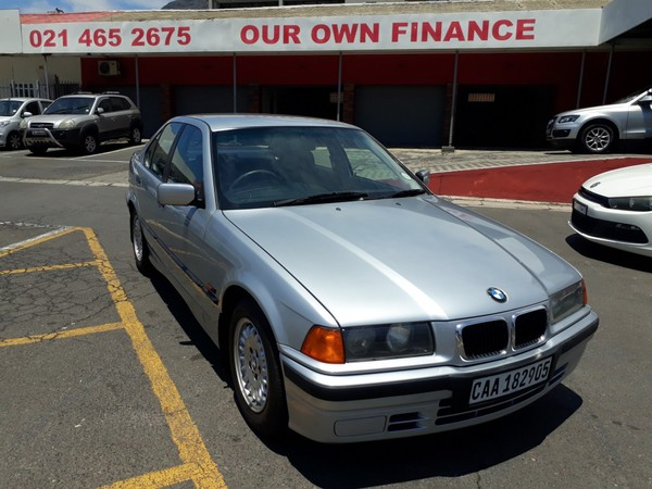 1997 BMW 3 Series 318is At e36  Western Cape Cape Town_0