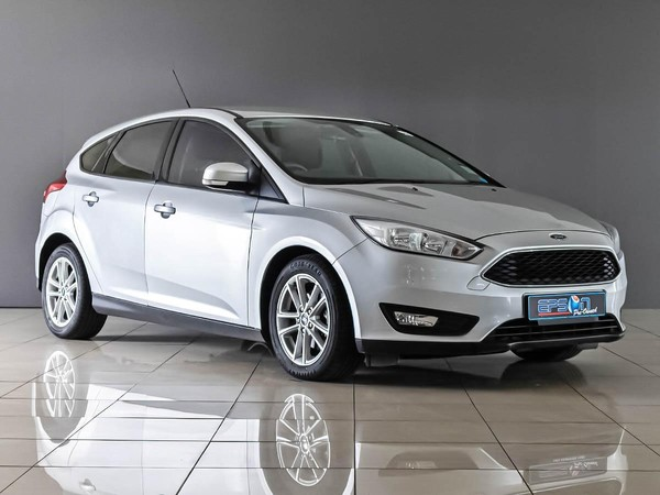 2016 Ford Focus 1.0 Ecoboost Trend 5-Door Gauteng Nigel_0