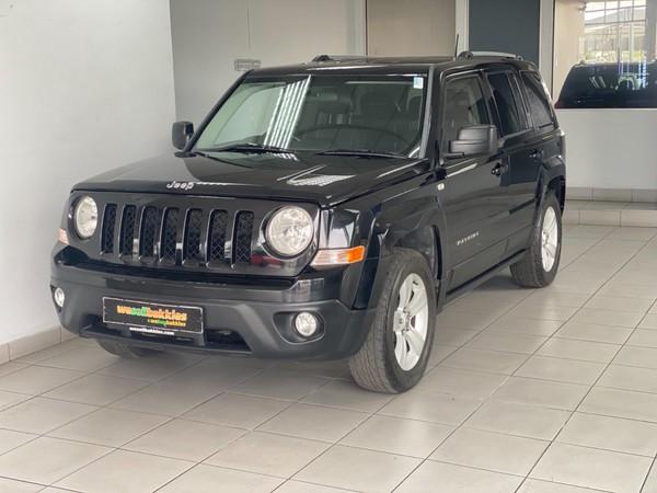 2012 Jeep Patriot 2.4 Limited  Gauteng Pretoria West_0
