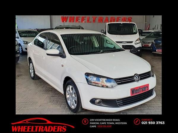 2013 Volkswagen Polo 1.6 Tdi Comfortline  Western Cape Parow_0
