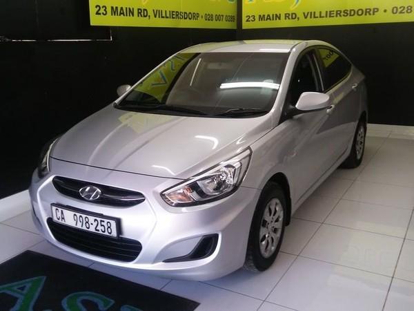 2015 Hyundai Accent 1.6 Gl  Western Cape Villiersdorp_0