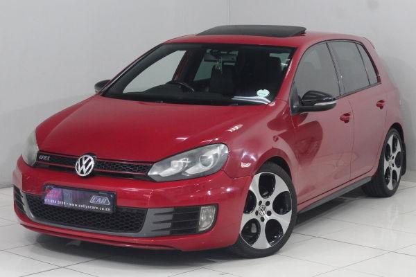 2011 Volkswagen Golf Vi Gti 2.0 Tsi Dsg Auto Gauteng Nigel_0