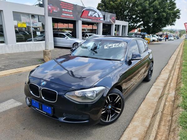 2012 BMW 1 Series 116i 5dr f20  Gauteng Kempton Park_0