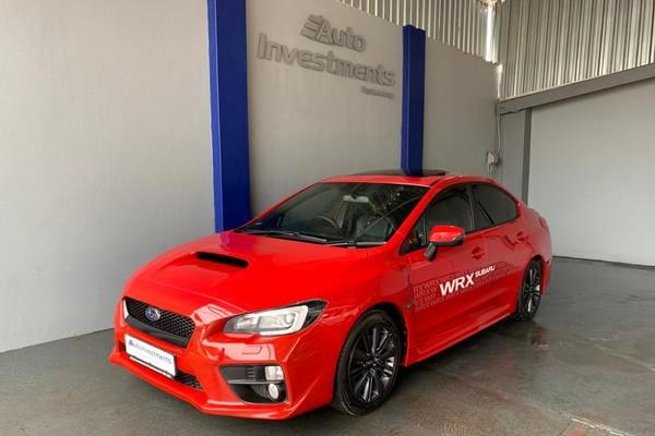 2014 Subaru WRX 2.0 Premium North West Province Rustenburg_0