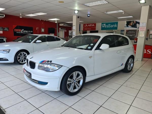 2011 BMW 1 Series 116i 3dr e81  Kwazulu Natal Pinetown_0