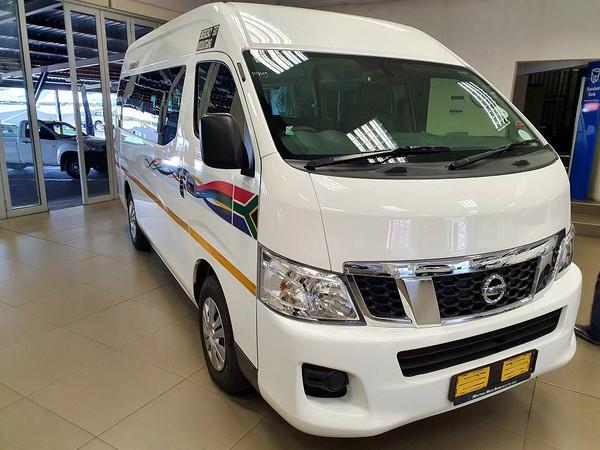 2018 Nissan NV350 2.5 16 Seat Mpumalanga White River_0