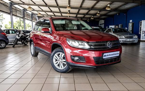 2012 Volkswagen Tiguan 2.0 Tdi Bmot Trend-fun  Mpumalanga Middelburg_0