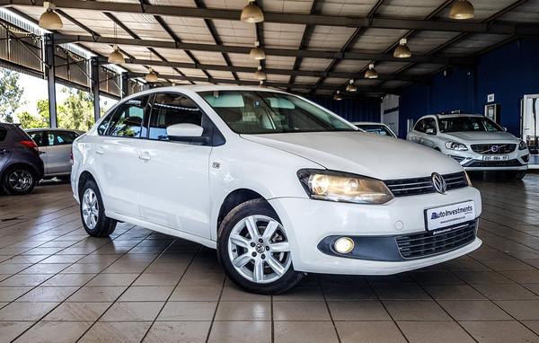 2014 Volkswagen Polo 1.6 Comfortline  Mpumalanga Middelburg_0