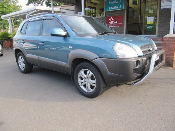 2007 Hyundai Tucson 2.0 Gls  Kwazulu Natal Pinetown_0