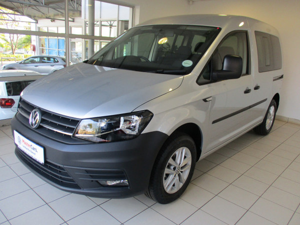 2020 Volkswagen Caddy Crewbus 2.0 TDI Kwazulu Natal Umhlanga Rocks_0