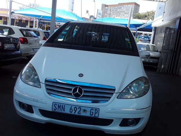2005 Mercedes-Benz A-Class A 170 Classic  Gauteng Johannesburg_0