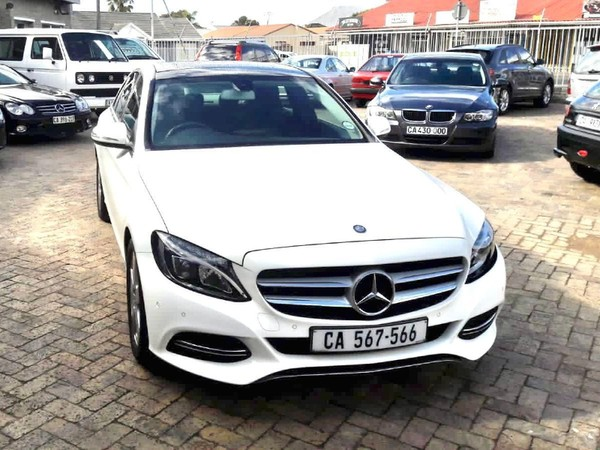 2015 Mercedes-Benz C-Class C220 Bluetec Exclusive Auto Western Cape Plumstead_0