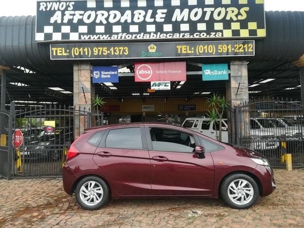 2015 Honda Jazz 1.2 Comfort CVT Gauteng Kempton Park_0