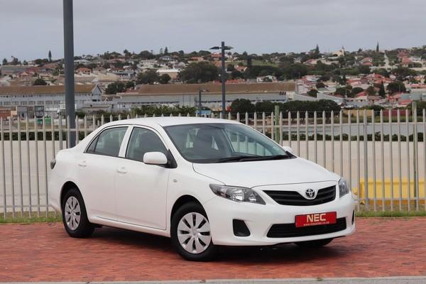 2019 Toyota Corolla Quest 1.6 Auto Eastern Cape Port Elizabeth_0