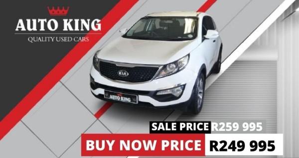 2015 Kia Sportage 2.0 CRDi Auto Western Cape Cape Town_0
