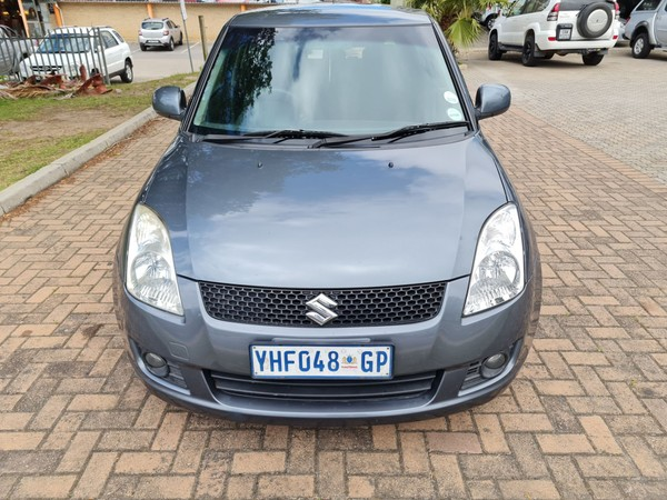 2009 Suzuki Swift 1.5 Gls At  Western Cape George_0