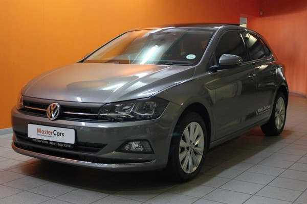 2020 Volkswagen Polo 1.0 TSI Comfortline DSG Kwazulu Natal Durban_0